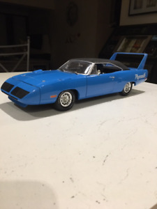 1/18 Die Cast, 1970 Plymouth Superbird