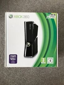 XBOX 360 Elite 250Gb with over 70 Games (open to most offers)