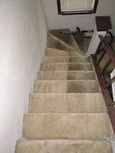 UPHOLSTERY--CARPET CLEANING SERVICES
