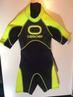 ozmosis wetsuit kids size 6
