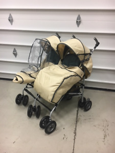 High end European made strollers now available
