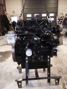 moteur tracteur new holland tc-40-tc45