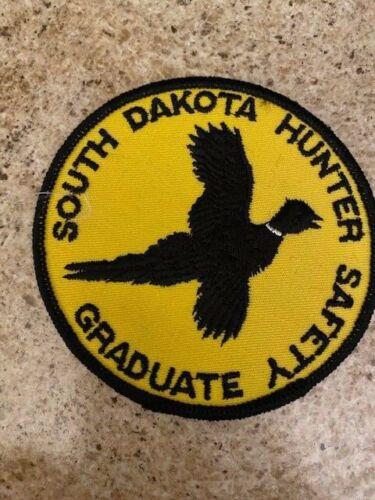South Dakota Hunter Safety Graduate Patch