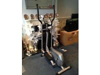 NEW Designer Elliptical Machine Stepper Machine Great For Gym and Martial Arts Training Was £300