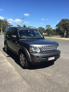 2013 Land Rover Discovery 4 Wagon Windsor Brisbane North East Preview