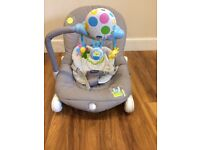 chicco balloon bouncing chair