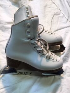 Girls/Ladies Figure Skates - Jackson Size 2 (15)