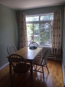 Sunny condo in the heart of the Plateau/Joli appartement meublé