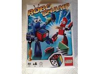 Genuine *LEGO* Robo Champ Game With Original Box And Instructions Code: 3835 VGC
