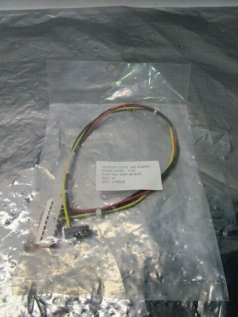 Asyst 9701-4215-01 Cable Assy, 101843