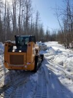 Local Skidsteer and Hot Shot Services