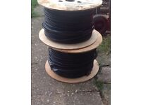 2x bt cable 200m reels