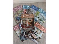 Home Gardens, Country living, Vogue, Golf