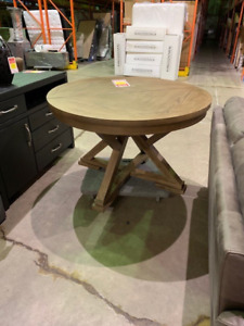 Round Dinning Table ---- 62% Savings