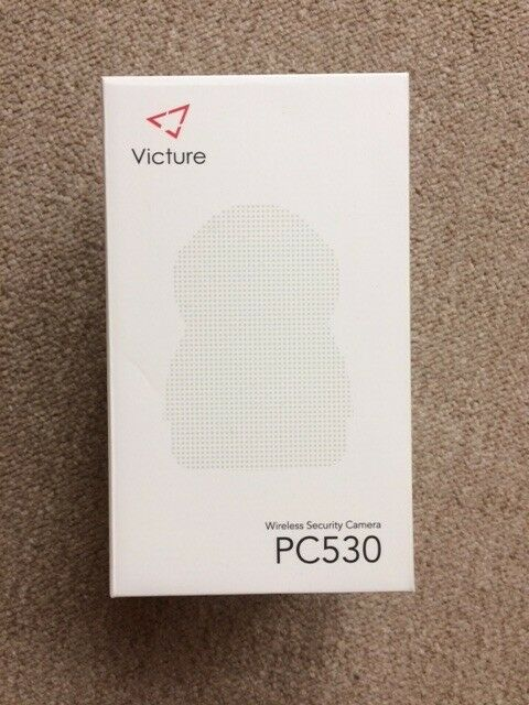Victure 1080P FHD WiFi IP Camera Wireless Indoor Camera | in Wandsworth,  London | Gumtree