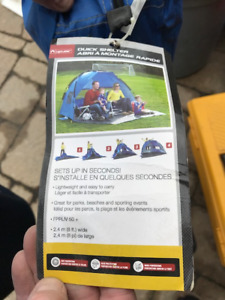 Quick Shelter Sun Shade. NWT