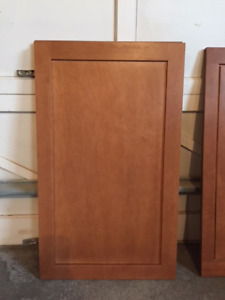 Brand New Solid Maple Kitchen Shaker Door and Drawer Fronts