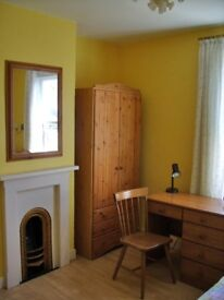 Central location. Quiet cosy room. Safe, secure and peaceful. Bills included.