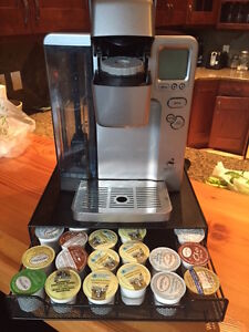 Cuisinart Keurig SS-700 with K-Cup Drawer