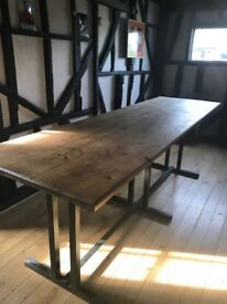Large Tall Table
