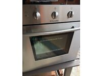 Electrolux 5700X single oven stainless steel