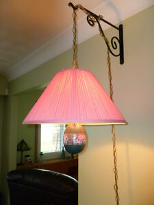 5-Piece Lighting Set:Chandelier, Sconce,Table & Swag Lamps,plate London Ontario image 7