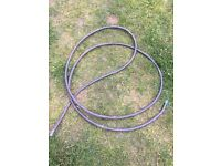 Armoured cable, 6 metres approx