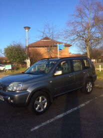 EXCELLENT 4x4, Nissan X-Trail SEdCI 2006 LOW MILEAGE, £2745 ALL MODE4X4 Tow bar, proff. fitted