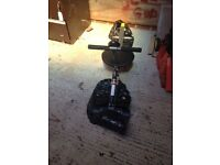 Rowing machine - good condition - used rarely