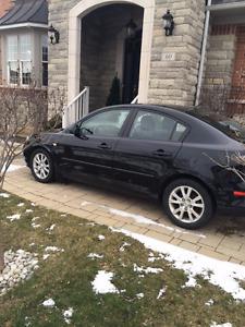 2007 Mazda3 Sedan - Certified