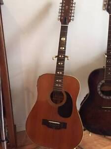 Terada GU3571 12 String Guitar Maroochydore Maroochydore Area Preview