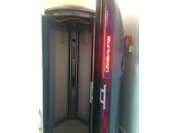 Nice condition standing up sunbed for sale