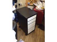 Set of 4 Ikea drawers x 2