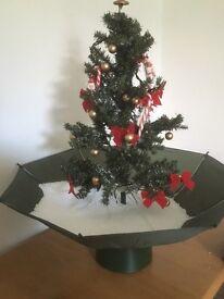 Cascading Christmas Tree