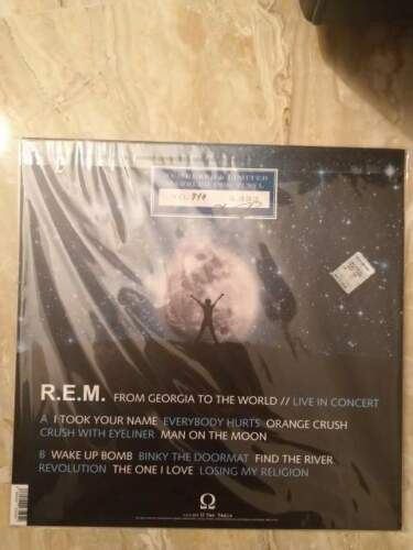 R.E.M. From Georgia to the world Live in concert