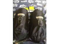 2 X Highlander large rucksack cover/transit cover/rain cover 80-100 litres