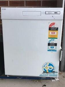 ASKO Dishwasher white Lane Cove North Lane Cove Area Preview