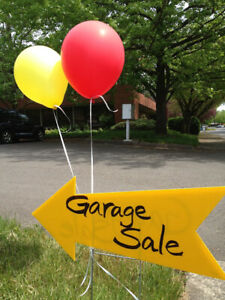 Garage Sale - all good items - no junk
