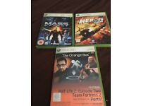 3 games for xbox