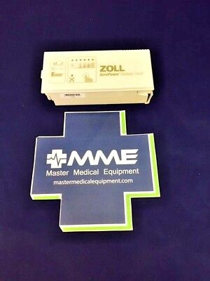 New Zoll Surepower Rechargeable Li-ion Battery Pack For E R Series 8019-0535-01
