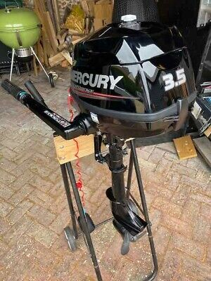 Mercury 3.5hp Four Stroke Outboard Motor - Short Shaft