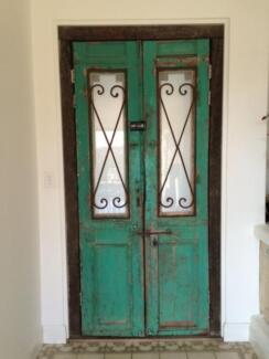 Antique French Entrance Doors Cremorne North Sydney Area Preview