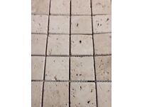 CLEARANCE Tumbled Stone Effect Mosaic Tiles
