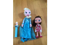 Mia and Me ,Elsa, Winx Club, Tsum Tsum, Orchard Toys Match & Count, Olaf Spinner