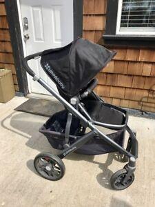 2016-17 Uppa Baby Vista Stroller