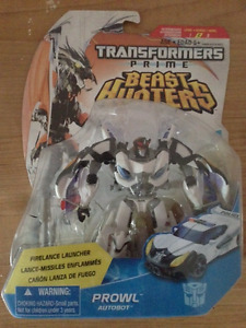Brand New in Box Transformers Beast Hunter Prowl Rare