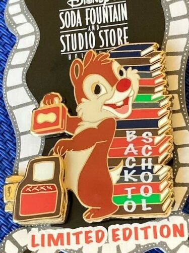 Disney DSF - Back to School Backpack - Dale Pin LE 300
