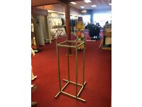 Tiered Clothing Stand