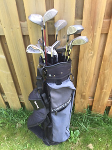Right Hand Wilson Golf Clubs