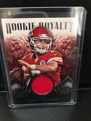 AARON MURRAY 2014 CROWN ROYALE ROOKIE ROYALTY JERSEY Rc  #'RD !! for sale  Shipping to Canada